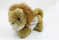 毛絨獅子 - 安泰保險
