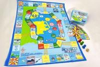 海安全水優質 遊戲棋 - 海事及水務局