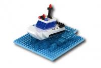 港巡二號積木模型 - 海事及水務局