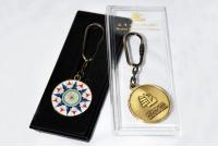 銅牌匙扣 - 海事及水務局