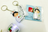 LED燈匙扣 - 中葡護士會