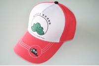 CAP帽red - 清潔運動