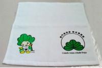 方形毛巾 - 清潔運動