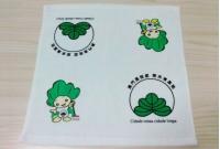 方形毛巾- 清潔運動