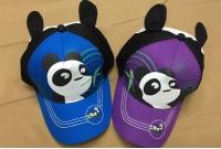 兒童Cap帽 - 大熊貓館