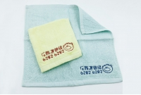 刺繡LOGO方巾 - 廉政公署