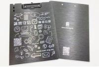 黑色硬板文件夾 - 廉政公署