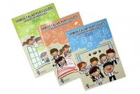 葡語教科書練習冊1-3冊